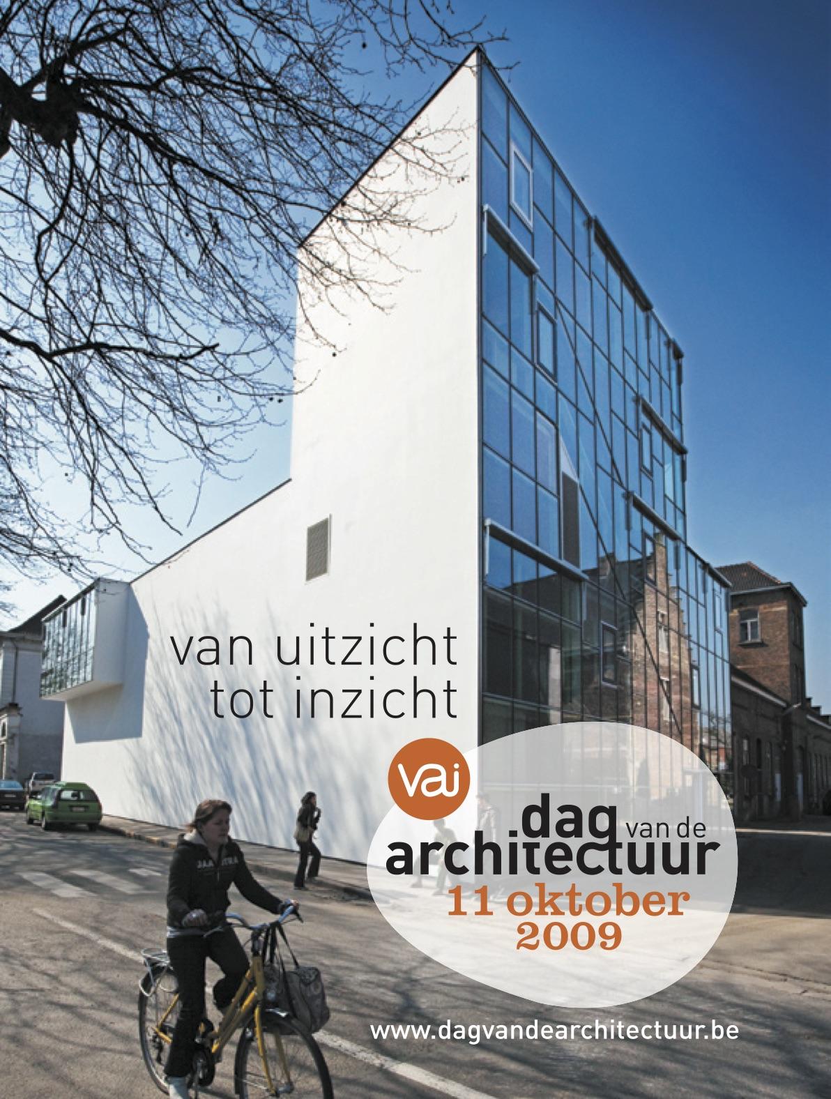 Dag van de Architectuur 2009
