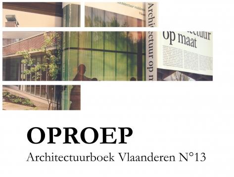 Meer Limburg in Architectuurboek Vlaanderen N°13