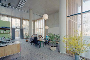 Florian Köhl – Architectuur op maat van de Baugruppen