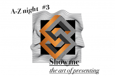 Show me – The art of presenting