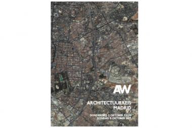 Architectuurreis Madrid