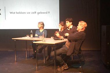 Coöperatief wonen : het debat