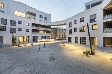 Coöperatief woningbouwproject WagnisART wint DAM Preis 2018
