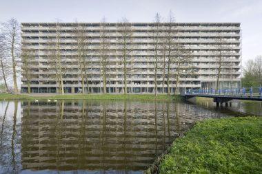 Kleiburgflat: van modernistisch monument tot klusflat