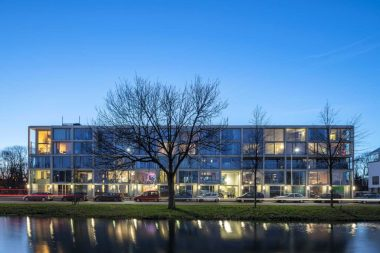 Superlofts Utrecht beste woongebouw 2018