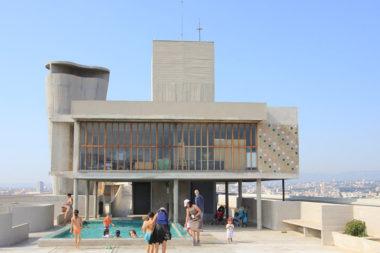 Le Corbusier: Cité Radieuse