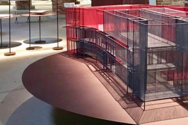 Nieuwbouw Z33 in beeld op architectuurbiënnale