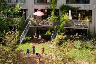 Housing Apart Together: Randprogramma Genk