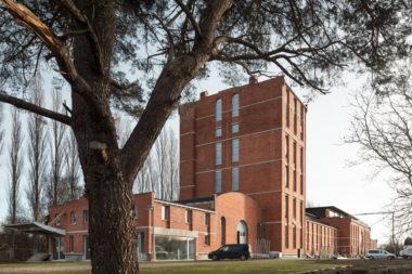 Van leegstaande Chocoladefabriek tot woongemeenschap