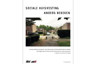 Sociale huisvesting anders bekeken