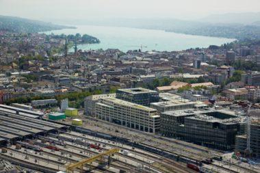 Europaallee, Ein Quartier voll Zürich