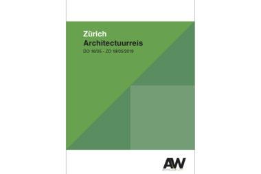 Zürich, levend archief van het nieuwe wonen