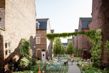 Cité de Hemptinne: sociaal experiment in Gent