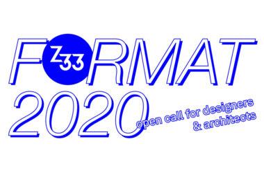 FORMAT 2020 – voor jong talent