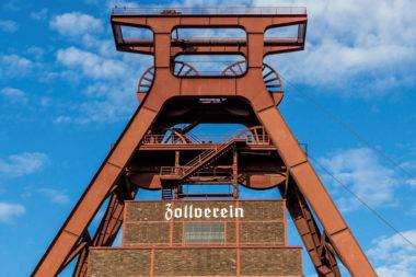 Naar Krefeld en Essen / 100 jaar Bauhaus