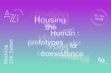 Housing the human: prototypes for coexistence