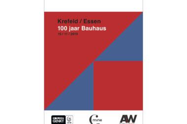 Krefeld / Essen – 100 jaar Bauhaus