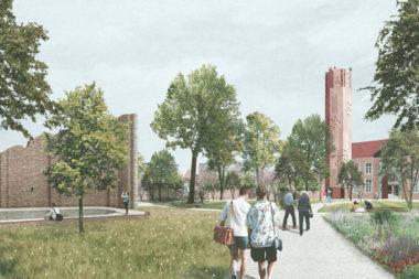 Provincie Limburg als opdrachtgever voor begijnhof Hasselt