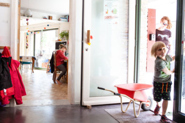 Housing Apart Together: Randprogramma Gent