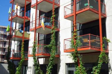 Zwicky Süd, baanbrekend project op een moeilijke locatie