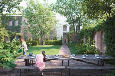 Housing Apart Together: Randprogramma Antwerpen