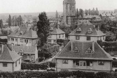 100 jaar Brusselse coöperatieve tuinwijken