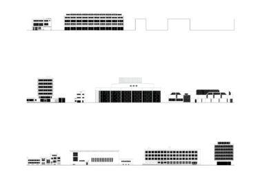 De schaal van het modernisme